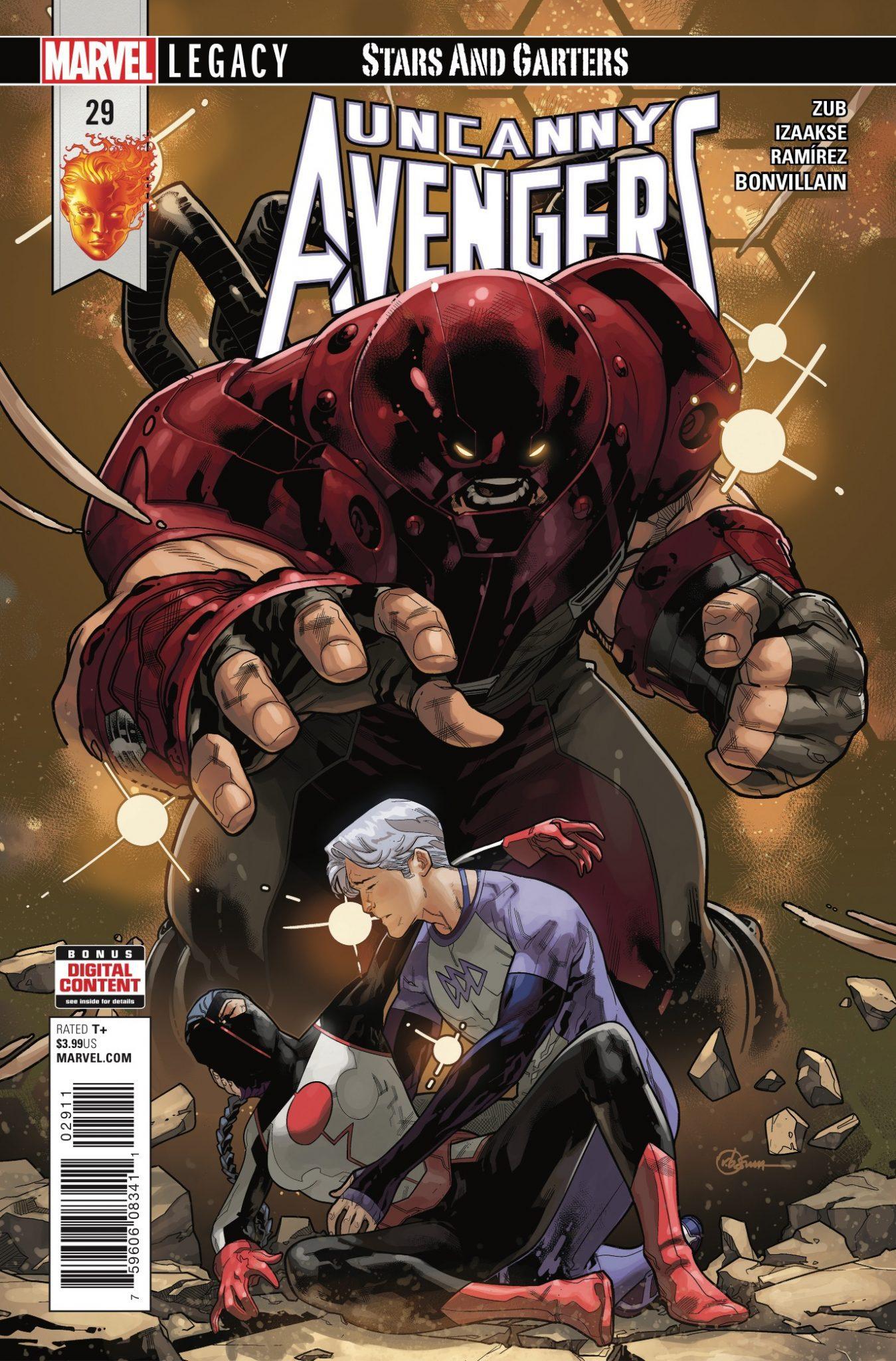 Uncanny Avengers Vol 3 29