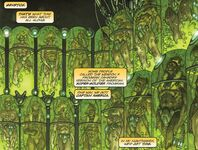 Victor Creed Clones (Romulus) (Earth-616)