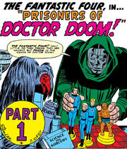 Victor von Doom (Earth-616) from Fantastic Four Vol 1 5 0001.jpg
