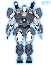War Machine Armor (Earth-904913)