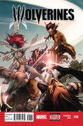 Wolverines Vol 1 8