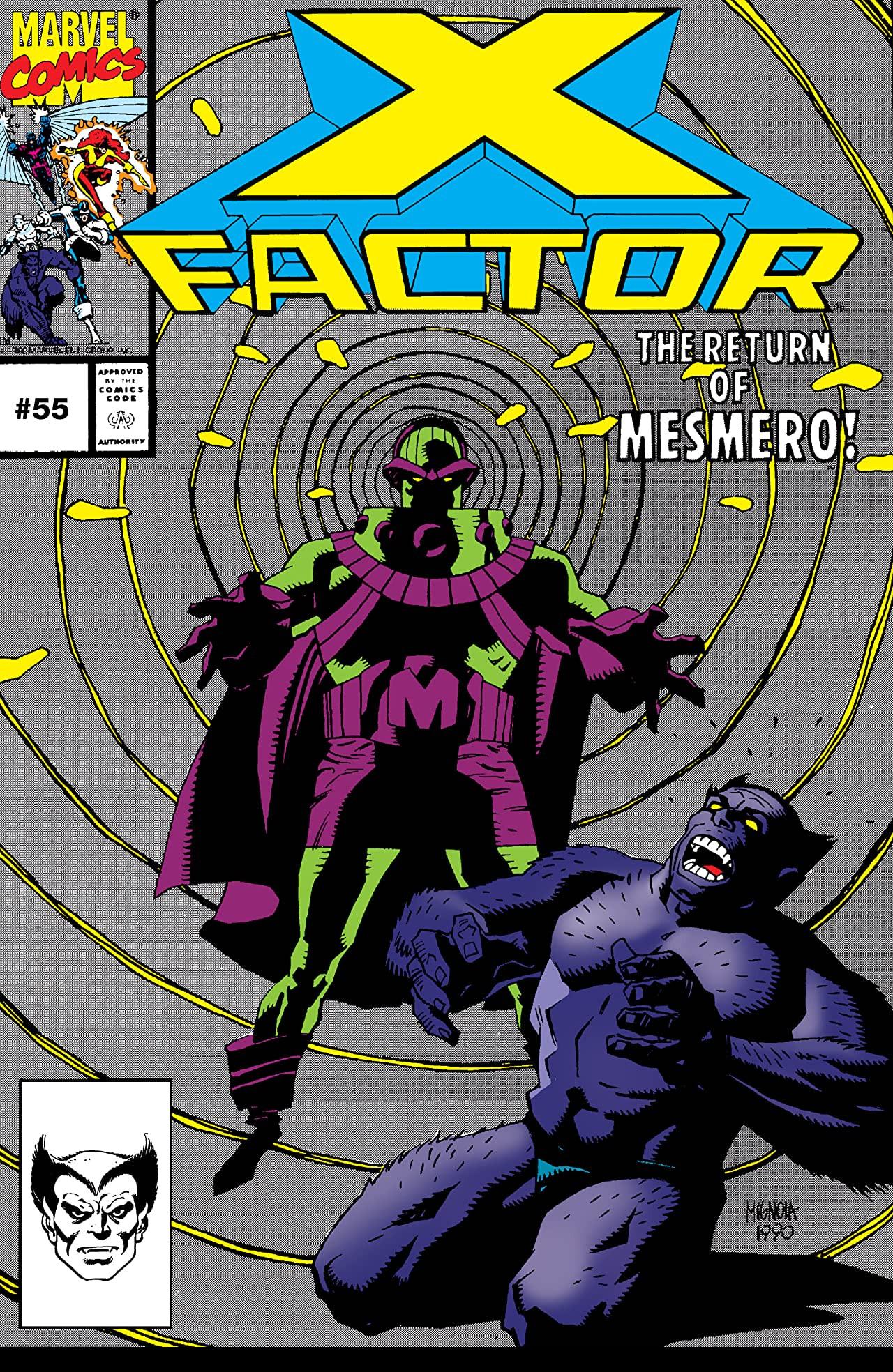 X-Factor Vol 1 55