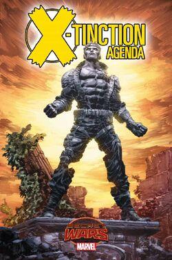 X-Tinction Agenda Vol 1 1 Deodato Variant Textless.jpg