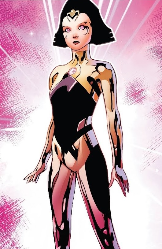 Xandra Neramani (Earth-616)