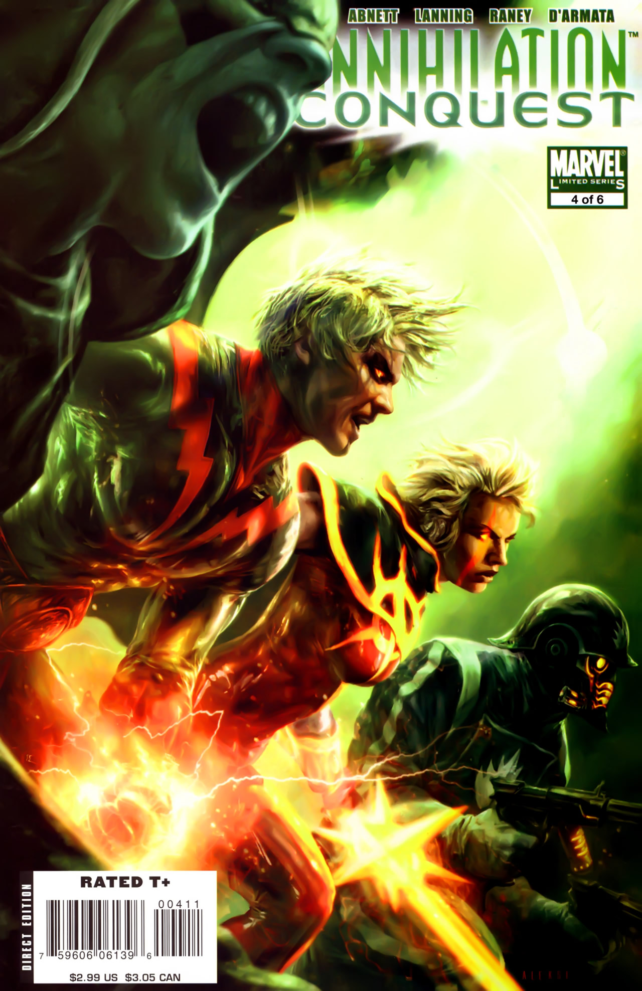 Annihilation: Conquest Vol 1 4