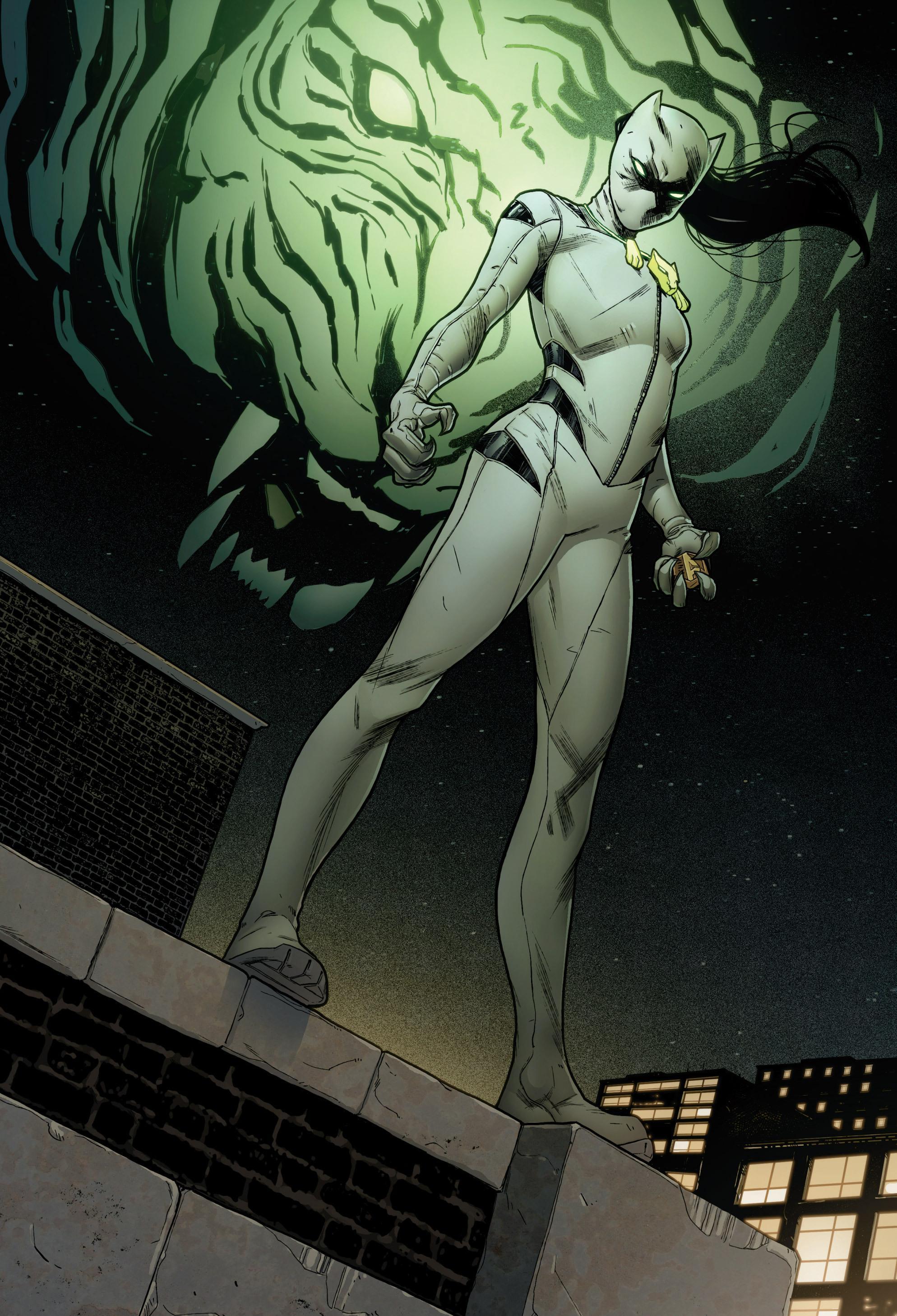 Ava Ayala (Earth-616)