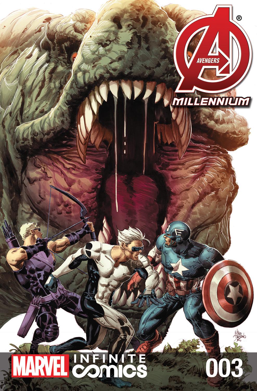 Avengers: Millennium Infinite Comic Vol 1 3