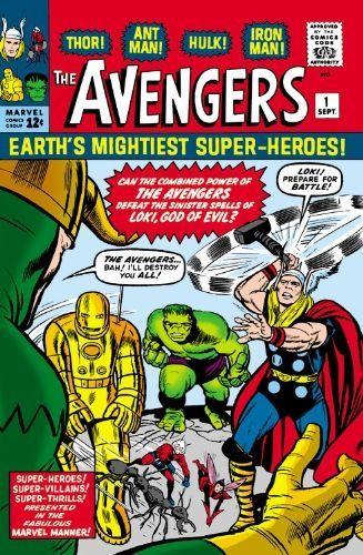 Avengers Omnibus Vol 1 1