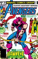 Avengers Vol 1 189