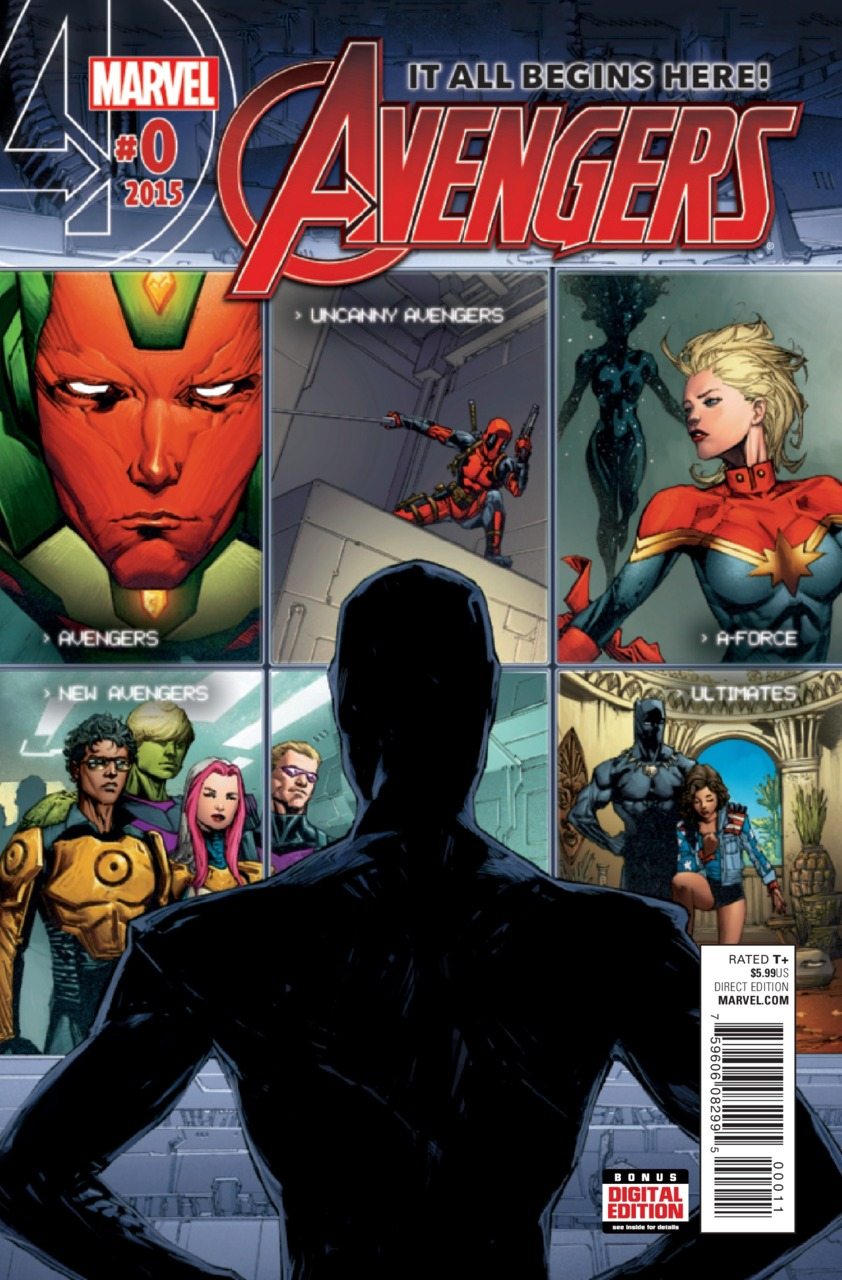 All-New, All-Different Avengers TPB Vol 1 1: The Magnificent Seven