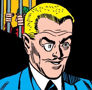 Baron Radzik (Earth-616)