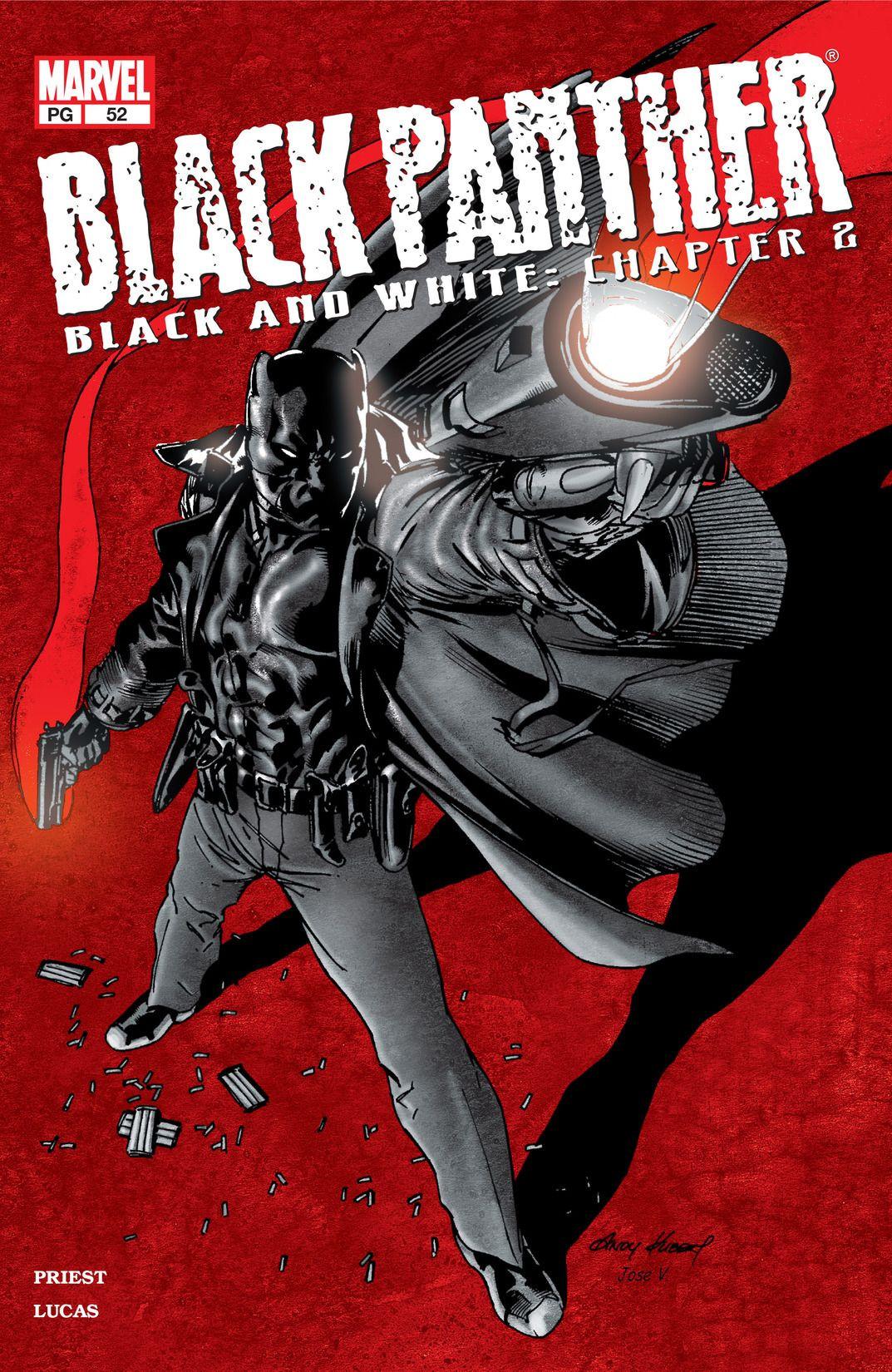 Black Panther Vol 3 52