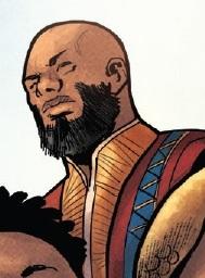 Cangza (Earth-616)