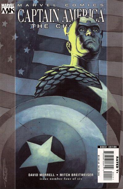 Captain America: The Chosen Vol 1 4
