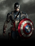 Captain America The First Avenger poster 005 textless