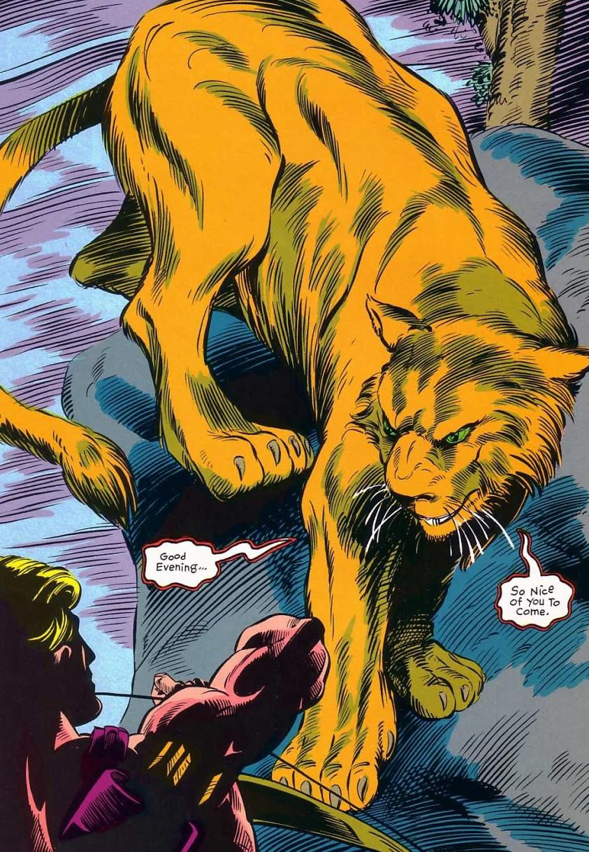 Cat (Demon) (Earth-616)