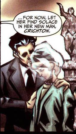Cedric Crichton (Earth-616)