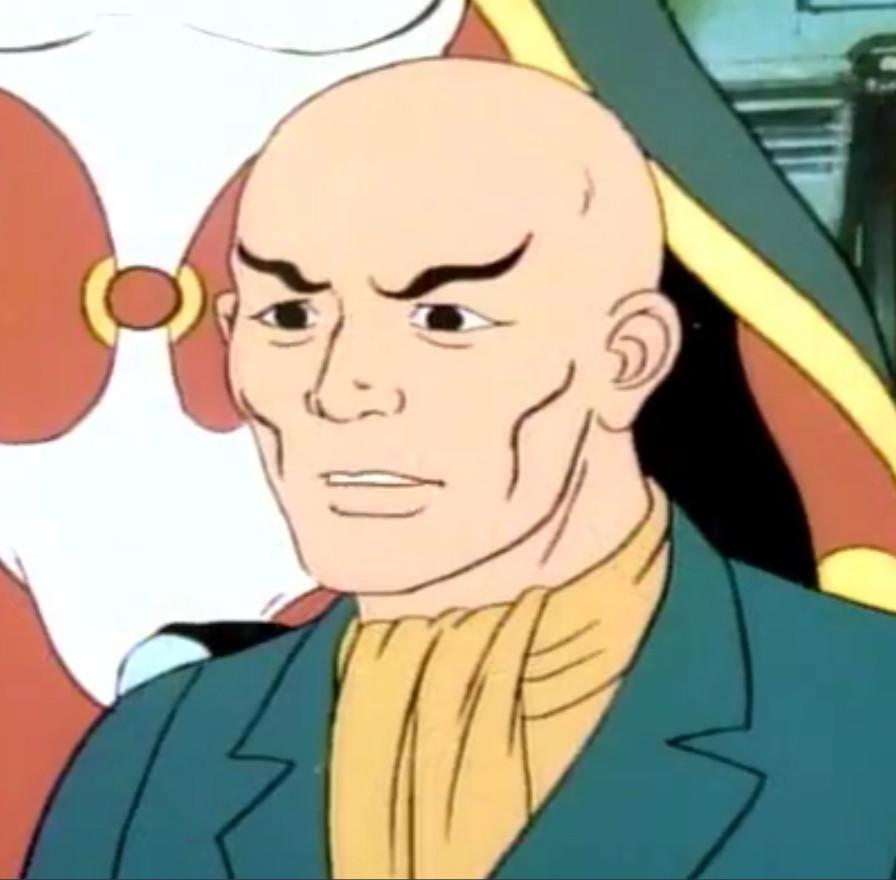 Charles Xavier (Earth-8107)