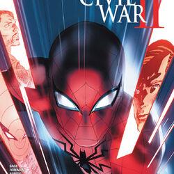 Civil War II: Amazing Spider-Man Vol 1 2