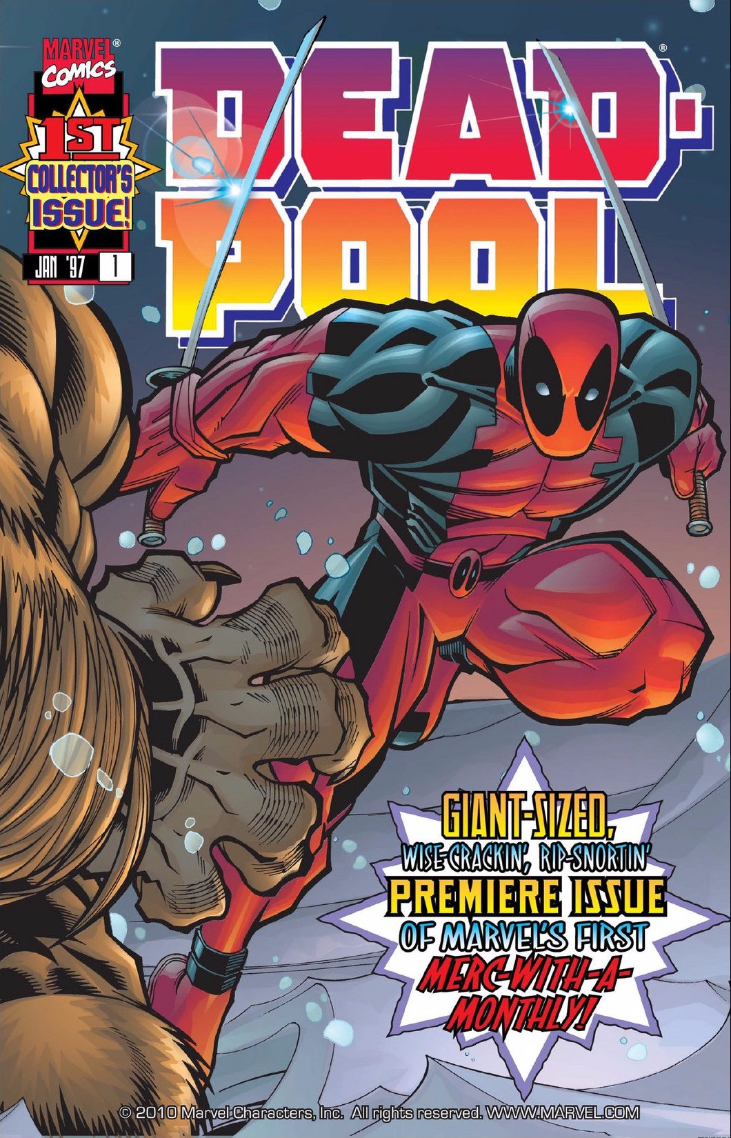 Deadpool Vol 3