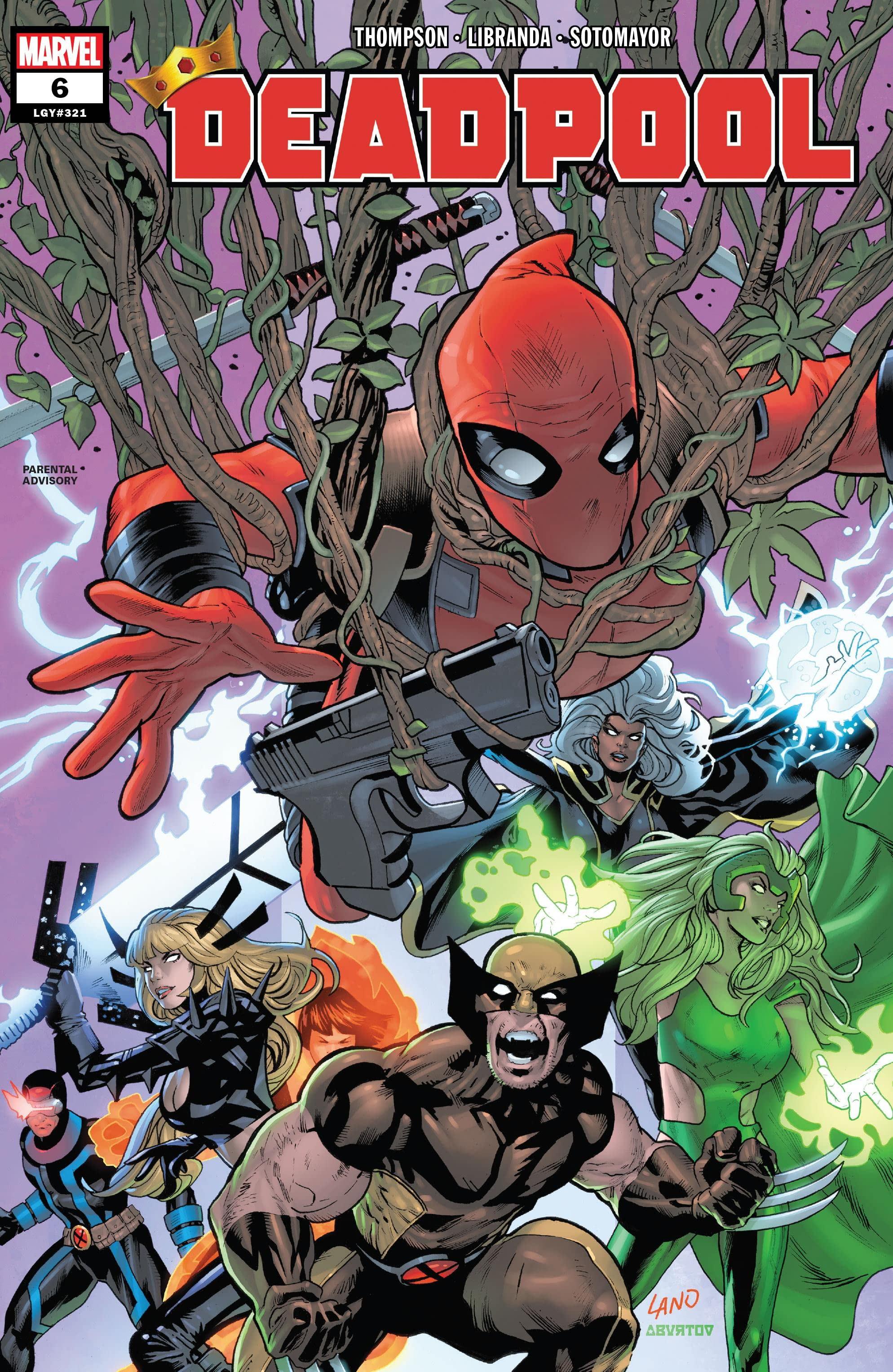 Deadpool Vol 8 6