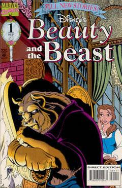 Disney's Beauty and the Beast Vol 1