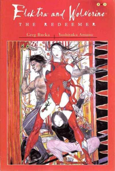 Elektra and Wolverine: The Redeemer Vol 1 3