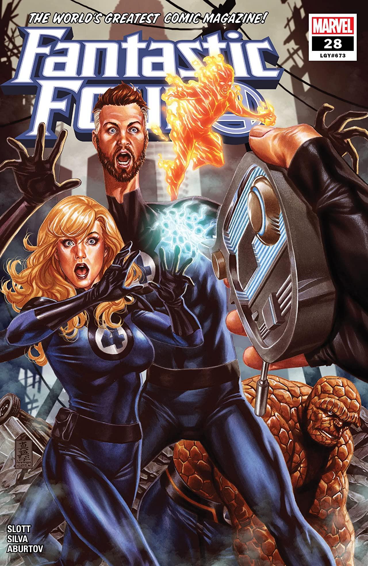 Fantastic Four Vol 6 28