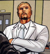 Gregory Stark (Earth-1610) from Ultimate Avengers Vol 1 5 001