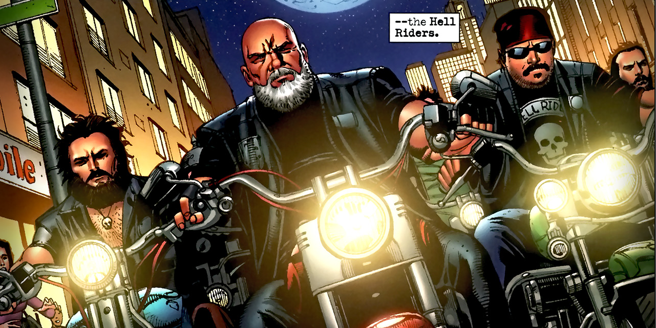 Hell Riders (Earth-616)/Gallery