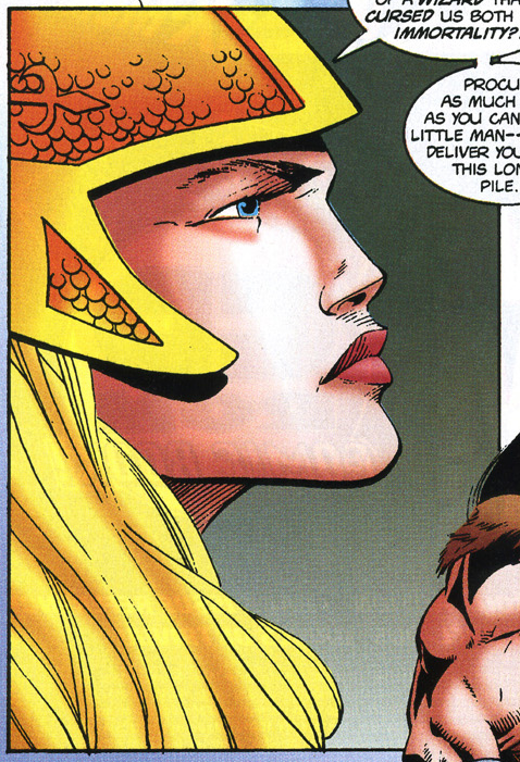 Ilse (Earth-616)