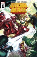 Iron Man Vol 6 1