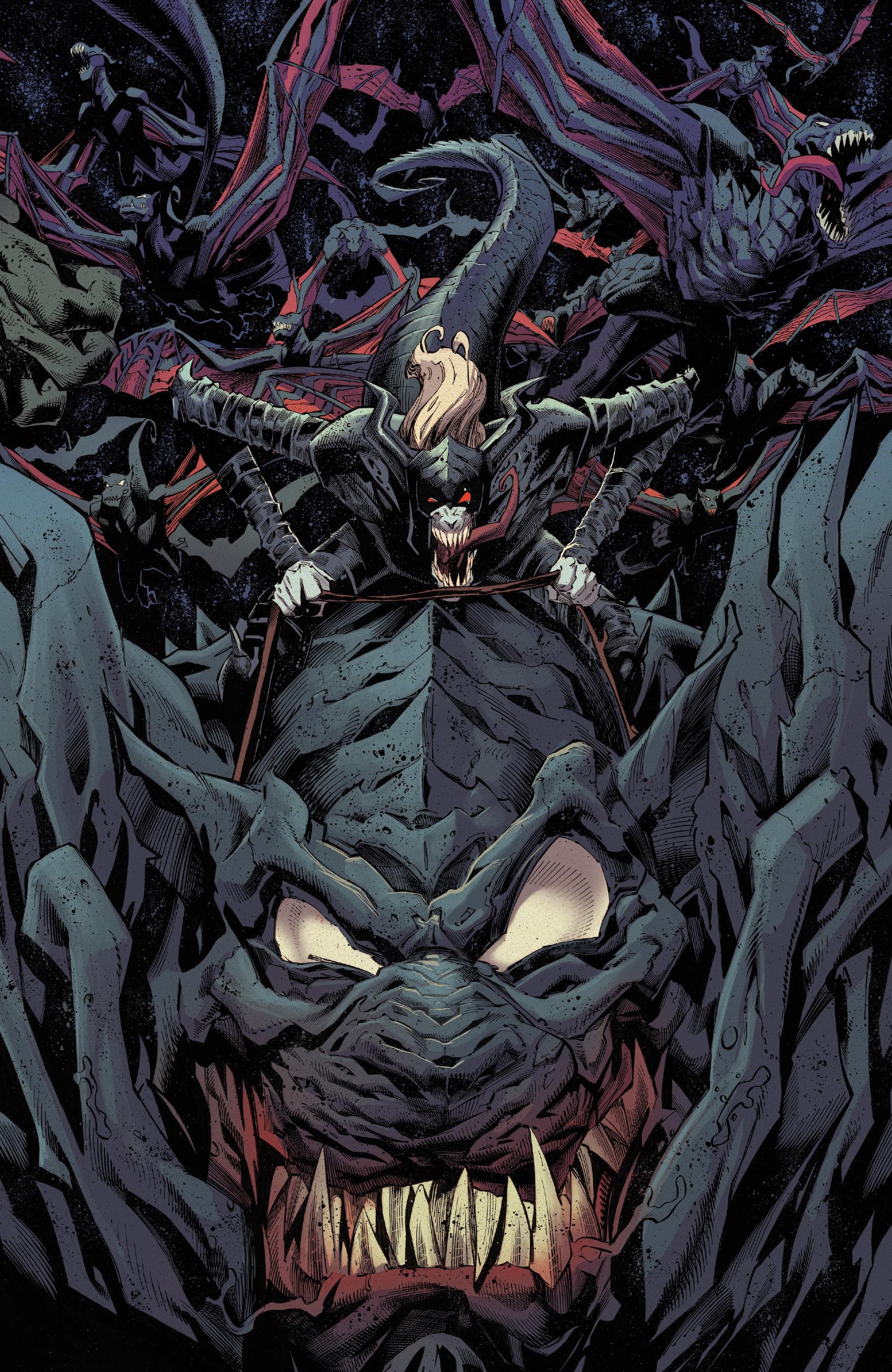 Symbiote Dragons (Earth-616)
