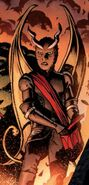 Living Wind (Earth-616) from Uncanny Avengers Vol 1 1 001