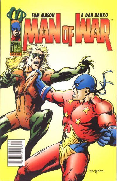 Man of War Vol 1