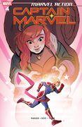 Marvel Action Captain Marvel Vol 2 4