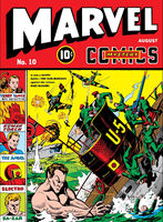 Marvel Mystery Comics Vol 1 10