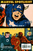 Marvel Spotlight Stan Lee Jack Kirby Vol 1 1