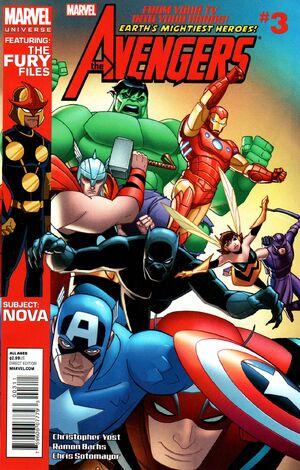 Marvel Universe Avengers - Earth's Mightiest Heroes Vol 1 3.jpg