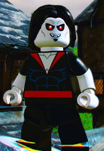 Michael Morbius (Earth-13122)