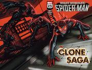 Miles Morales Spider-Man Vol 1 25 Wraparound