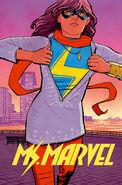 Ms. Marvel Vol 4 1 Textless