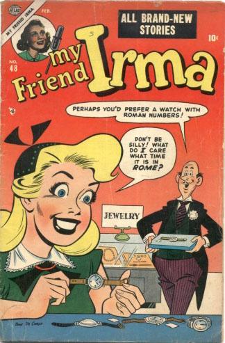 My Friend Irma Vol 1 48