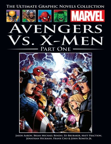 Official Marvel Graphic Novel Collection Vol 1 78
