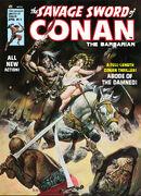 Savage Sword of Conan Vol 1 11