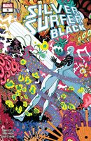 Silver Surfer Black Vol 1 3