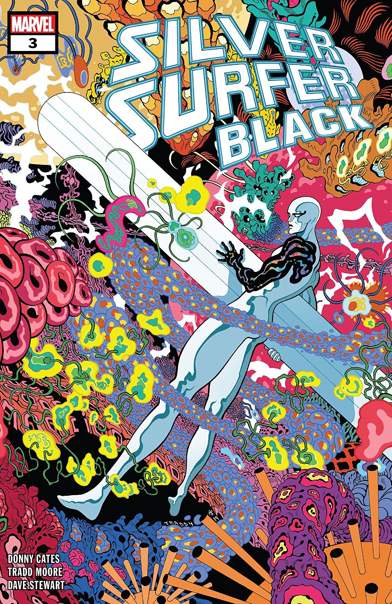 Silver Surfer: Black Vol 1 3