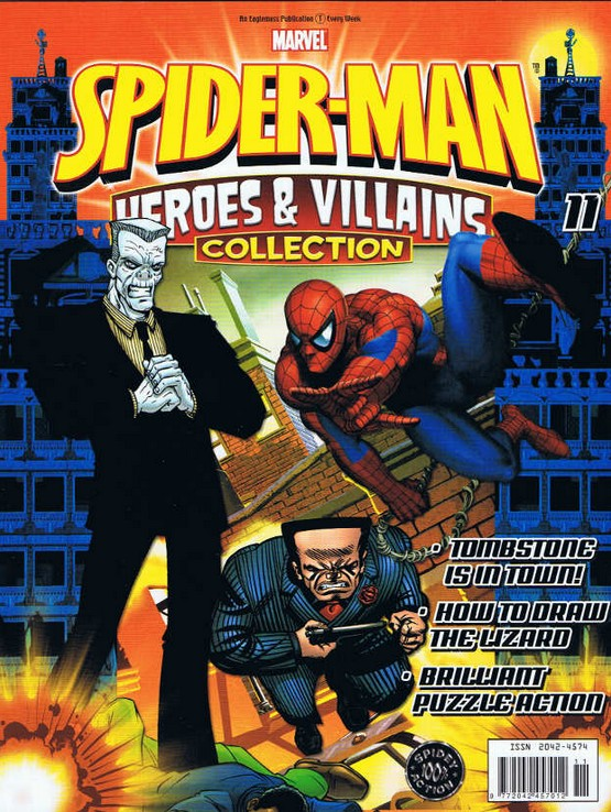 Spider-Man: Heroes & Villains Collection Vol 1 11