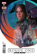 Star Wars Rogue One Adaptation Vol 1 1