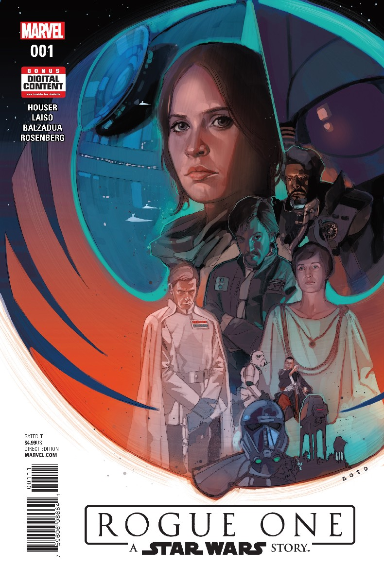 Star Wars: Rogue One Adaptation Vol 1 1